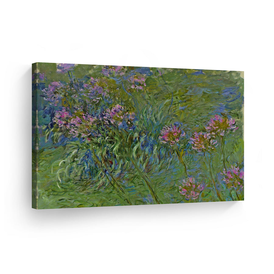 Claude Monet Painting Wall Art Canvas Prints Metal Prints