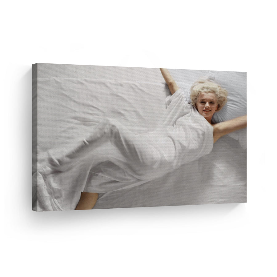 Marilyn Monroe Nude Sexy Iconic Wall Art Canvas Prints Metal Prints
