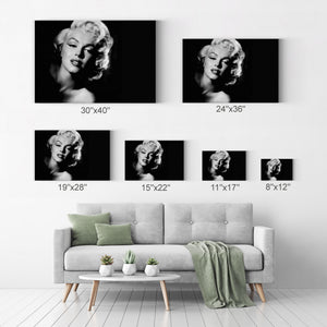 Marilyn Monroe Iconic Wall Art Canvas Prints Metal Prints