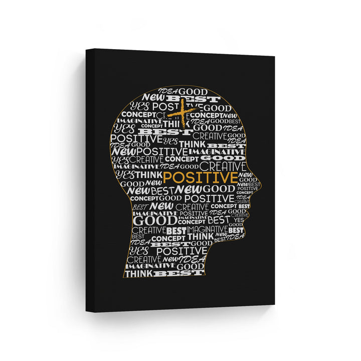 Business Entrepreneur Motivational Quote Wall Art Canvas Prints Metal Prints