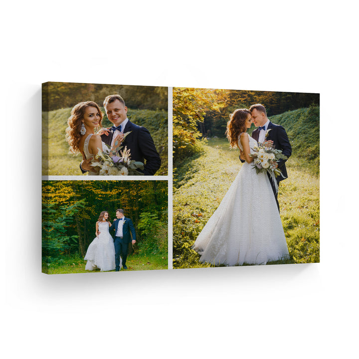 Custom Photo Collage Personalized Wall Art