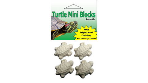 Turtle Mini Blocks 4pk