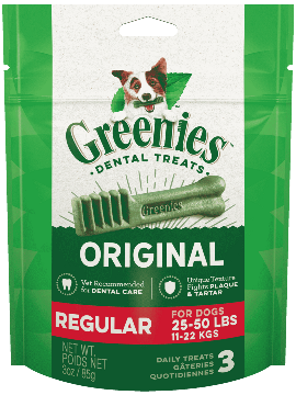 Greenies Canine Regular Mini Treat 170g
