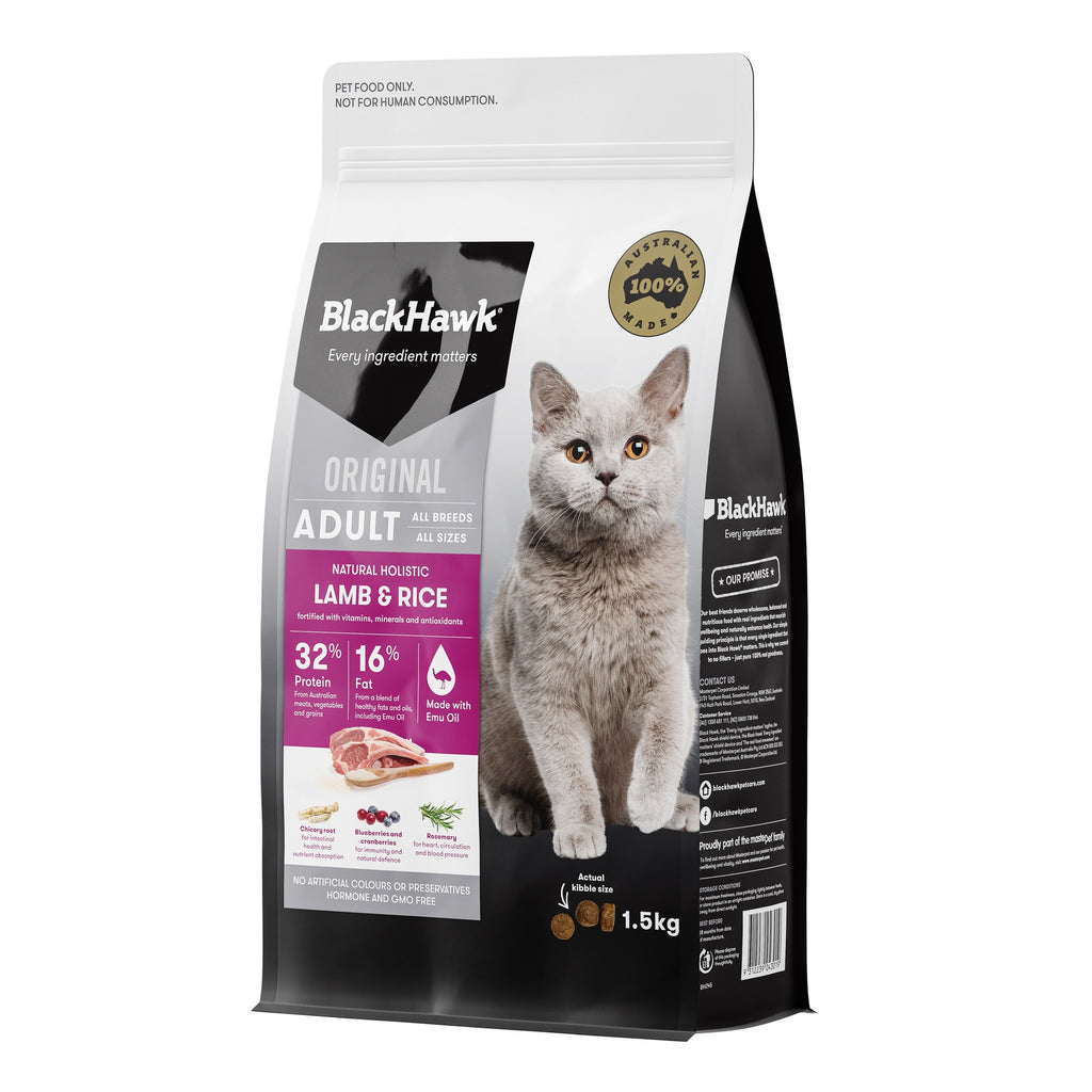 BlackHawk Cat Lamb 1.5kg