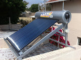 Apollo 200L Integrated High Pressure Solar Geyser System