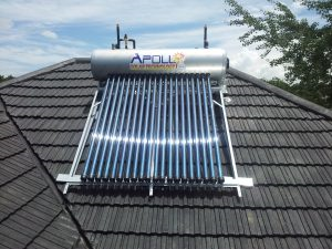 Apollo 100L Integrated High Pressure Solar Geyser System