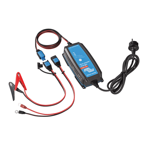 Victron Energy Blue Power IP65 12V 10A Charger with DC Connector