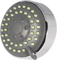 Orchid Water Saving Shower Head - 90mm (10l Min)