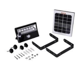 Solar LED Floodlight Kit 600 Lumen 8W