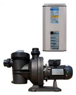 Lorentz PS600 CS-17-1-D Solar Powered Pool Pump