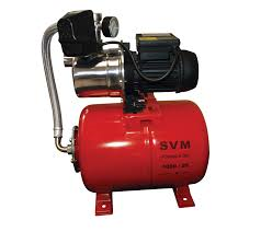 SVM Pressure Set 1000/25 Plus TLS 800W