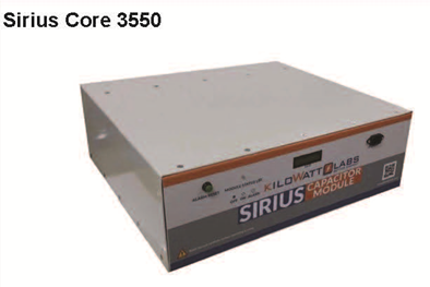 Kilowatt Labs Sirius Core 3550 Super Capacitor Module