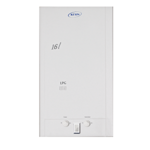Kexin 16L Gas Water Heater - Outdoor