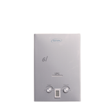 Kexin 6L Stainless Steel Gas Water Heater - Oudoor