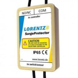 Lorentz Surge Protector for Dry Run Well Probe