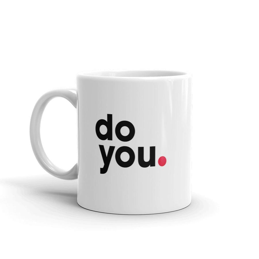 White Coffee Mug 11 oz. do you