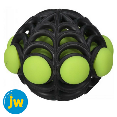 JW-arachnoid-ball-green