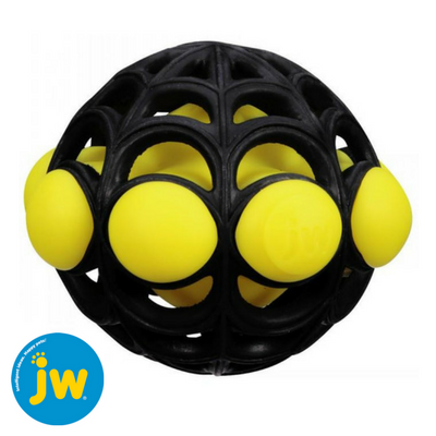 JW-arachnoid-ball-yellow
