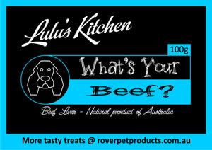 Lulu's Kitchen - What's Your Beef? (Beef Liver)