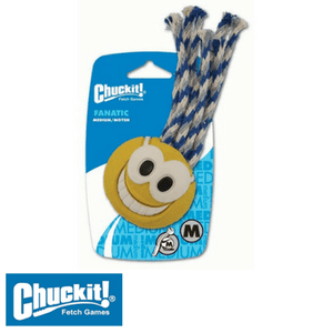 Chuckit! Fanatic Dog Ball Blue