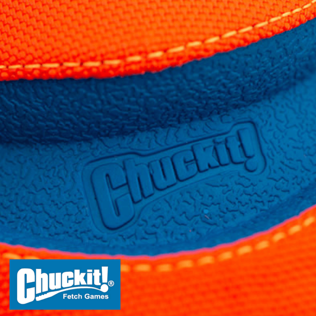 Chuckit! Fumble Fetch Dog Football Detailed View
