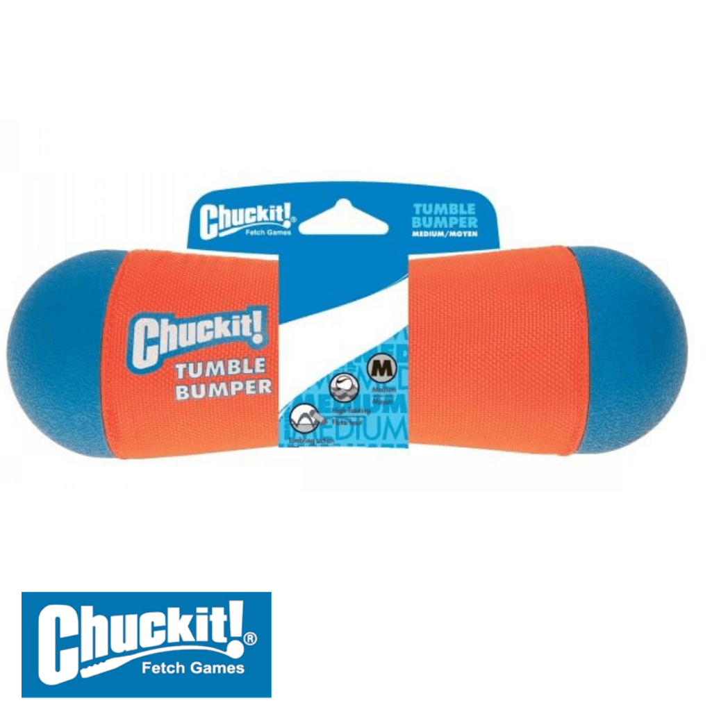Chuckit! Tumbler Bumper Water Dog Toy