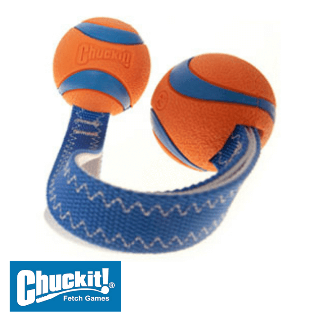 Chuckit! Ultra Duo Tug - Tug toy for dogs
