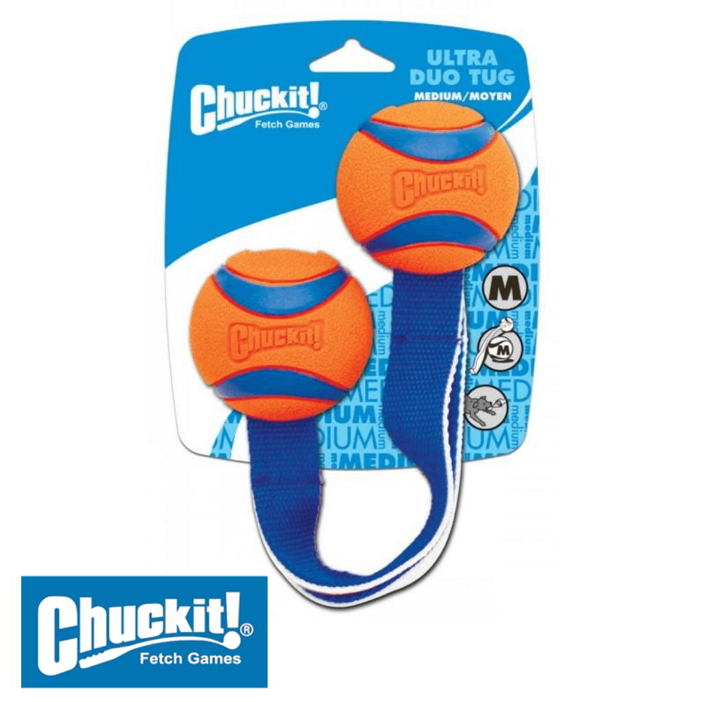 Chuckit! Ultra Duo Tug Medium Tug toy for dogs