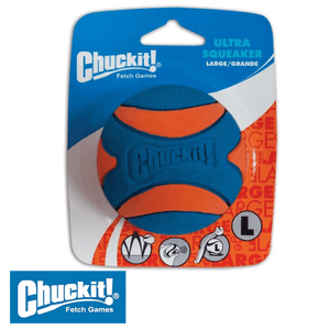 Chuckit! Ultra Squeaker Dog Ball Large