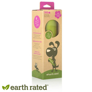 Earth Rated Dog Poop Bags Scented Pantry Pack