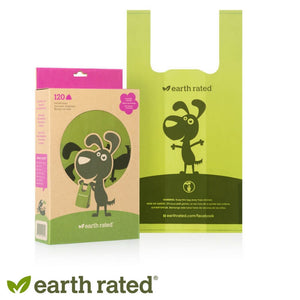 Earth Rated Dog Poop Bags Scented Handle Bags