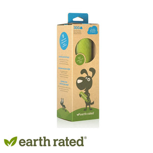 Earth Rated Unscented 300 pack single roll