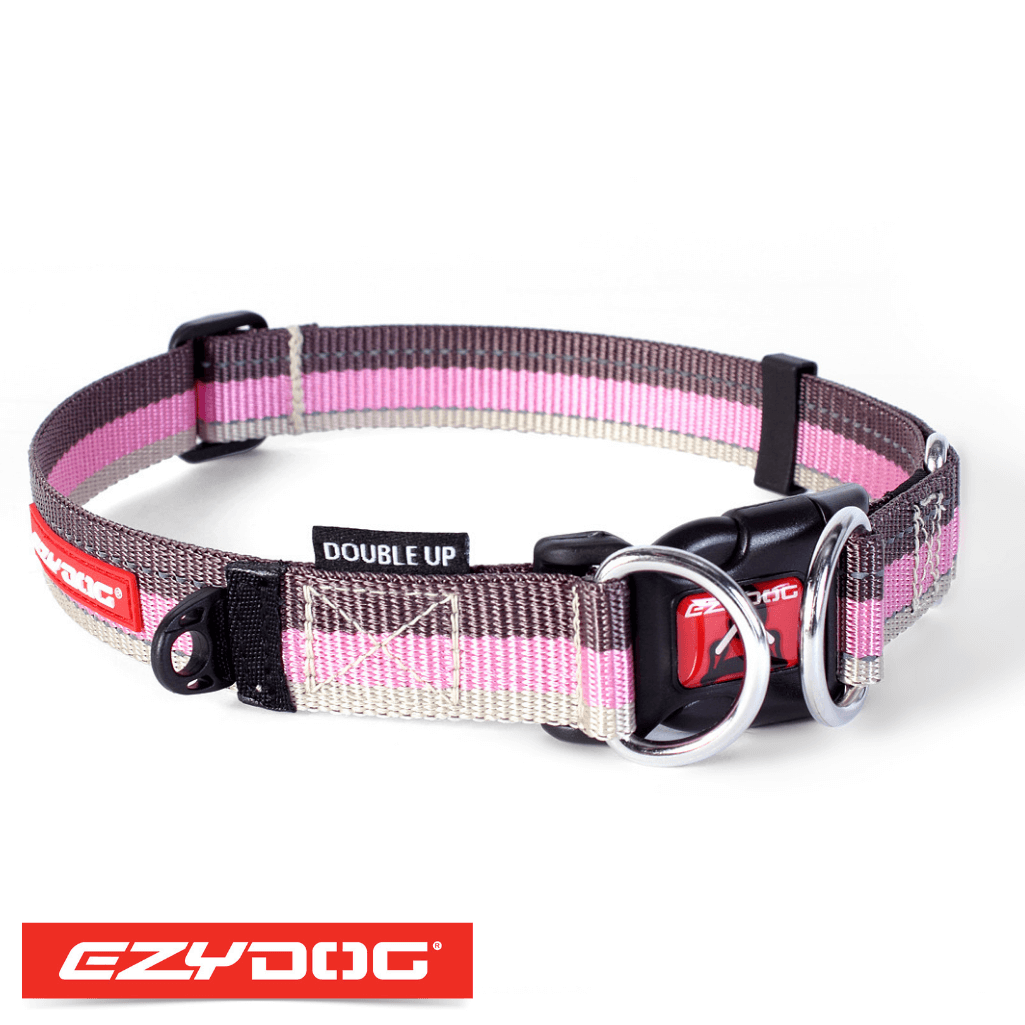 EzyDog Double Up Dog Collar Candy