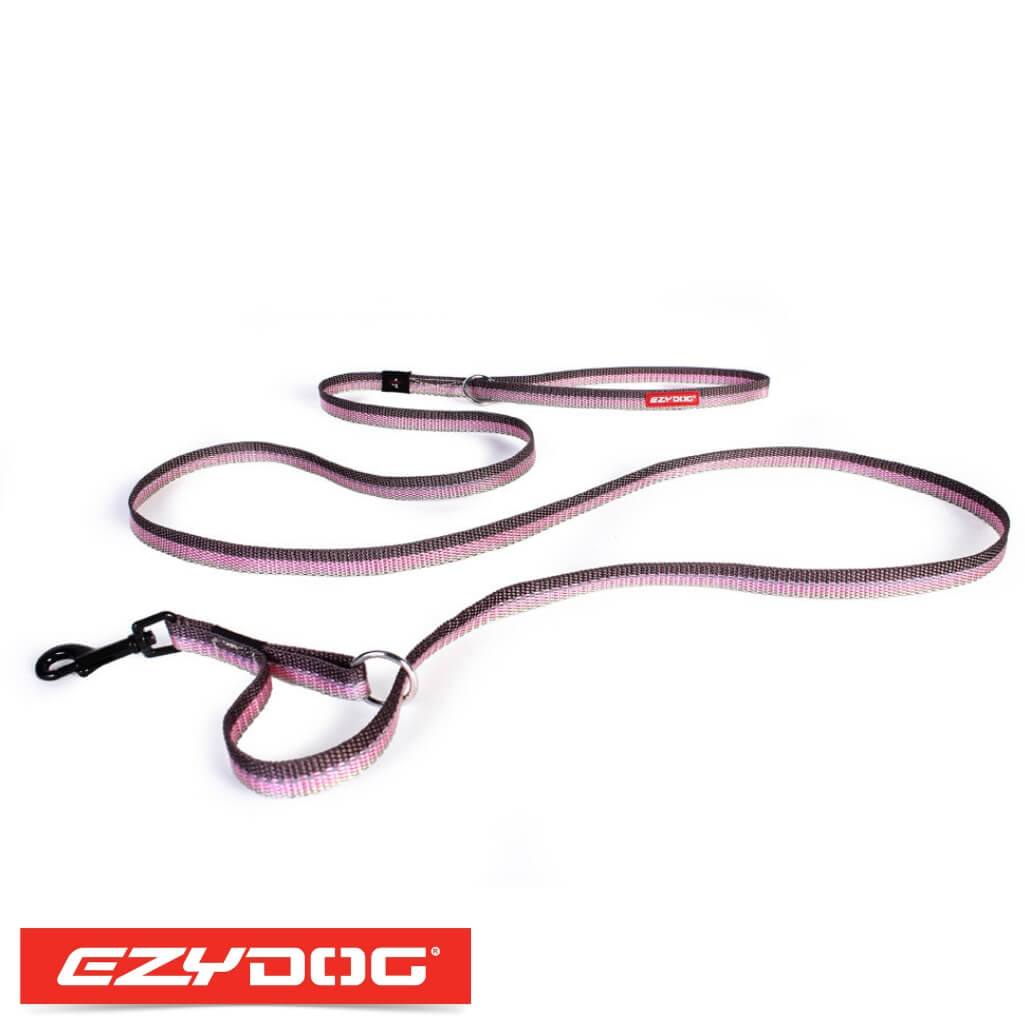 EzyDog Vario 4 Lite Candy Ezydog Dog Leash