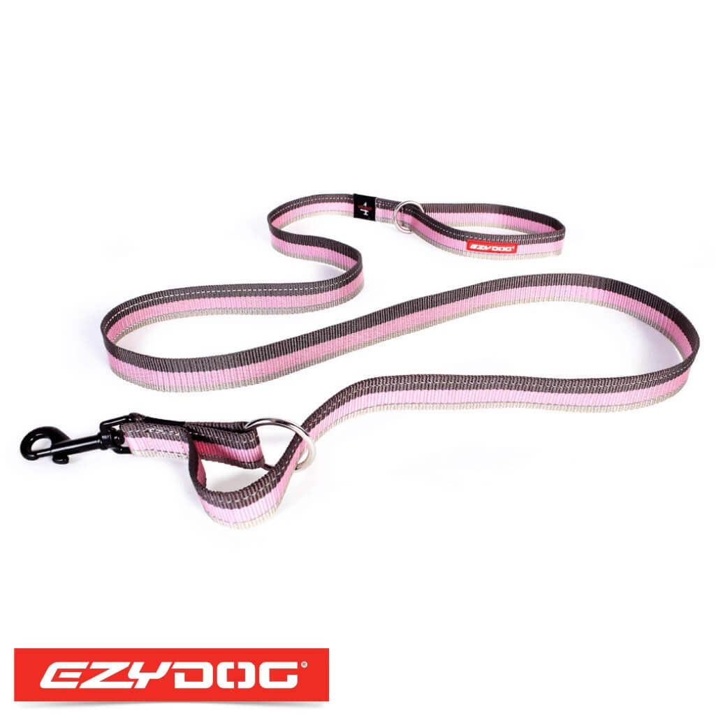 EzyDog Vario 4 Candy Ezydog Dog Leash