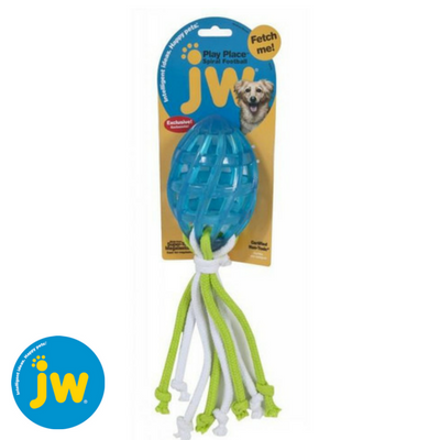 JW-play-place-spiral-football-with-rope-tail-blue