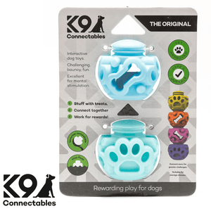 k9 Connectables Australia - The Original Blue Green