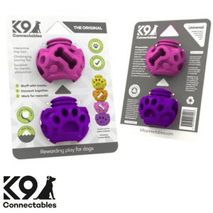 k9 Connectables Australia - The Original Pink Purple Packet