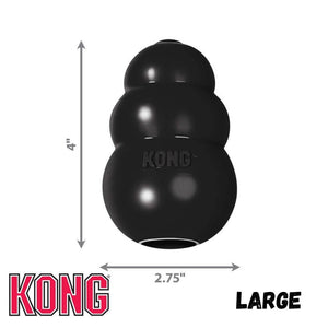 KONG Extreme Large Tough Dog Toy for Power Chewers