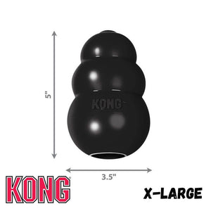 KONG Extreme XL Tough Dog Toy for Power Chewers