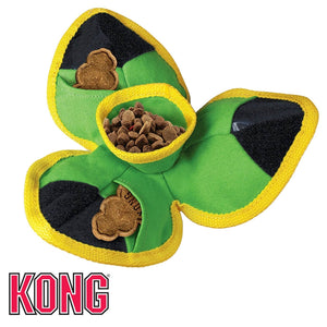 Kong Ballistic Hide N' Treat Puzzle Dog Toy