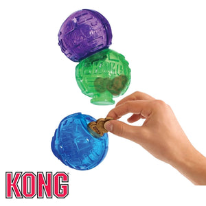 KONG Lock-It Treat Dispensing Dog Toy