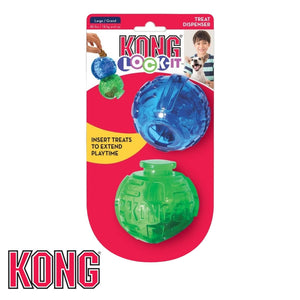 KONG Lock-It Large Treat Dispensing Dog Toy