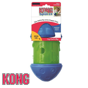 Kong Spin-It Treat Dispensing Dog Toy