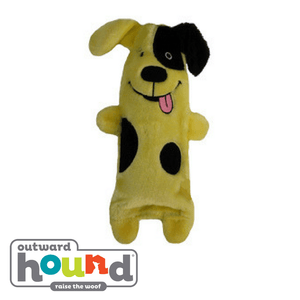 Outward Hound Bottle Buddies Water Bottle Dog Toy - Dog