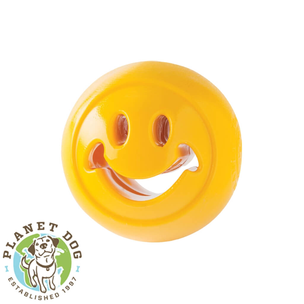 Planet Dog Orbee-Tuff Nooks Smiley Face | Planet Dog Australia