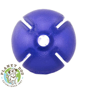 Planet Dog Orbee-Tuff Guru Treat Dispensing Ball Purple Planet Dog Australia