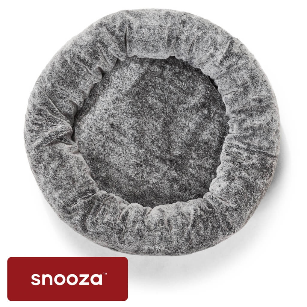 Snooza Cuddler Chinchilla - Dog Beds Australia