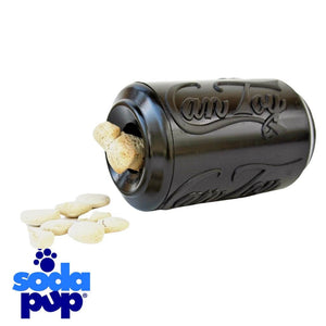 SodaPup Magnum Can Toy Tough Dog Toy and Treat Dispenser