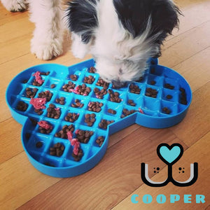SloDog Slow Feeding Dog Bowl - Customer Cooper